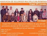 Întâlnire de grup SM Covasna - luna august