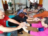 Exerciții fizice în SM