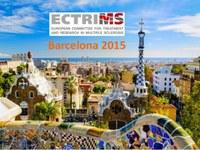 În direct din Barcelona pentru congresul ECTRIMS /oct.2015