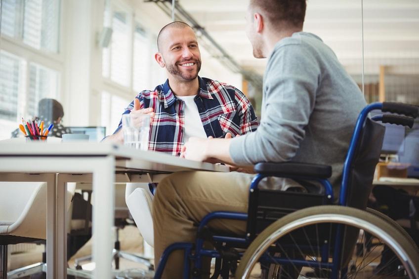 Drepturile de munca ale persoanelor cu dizabilitati