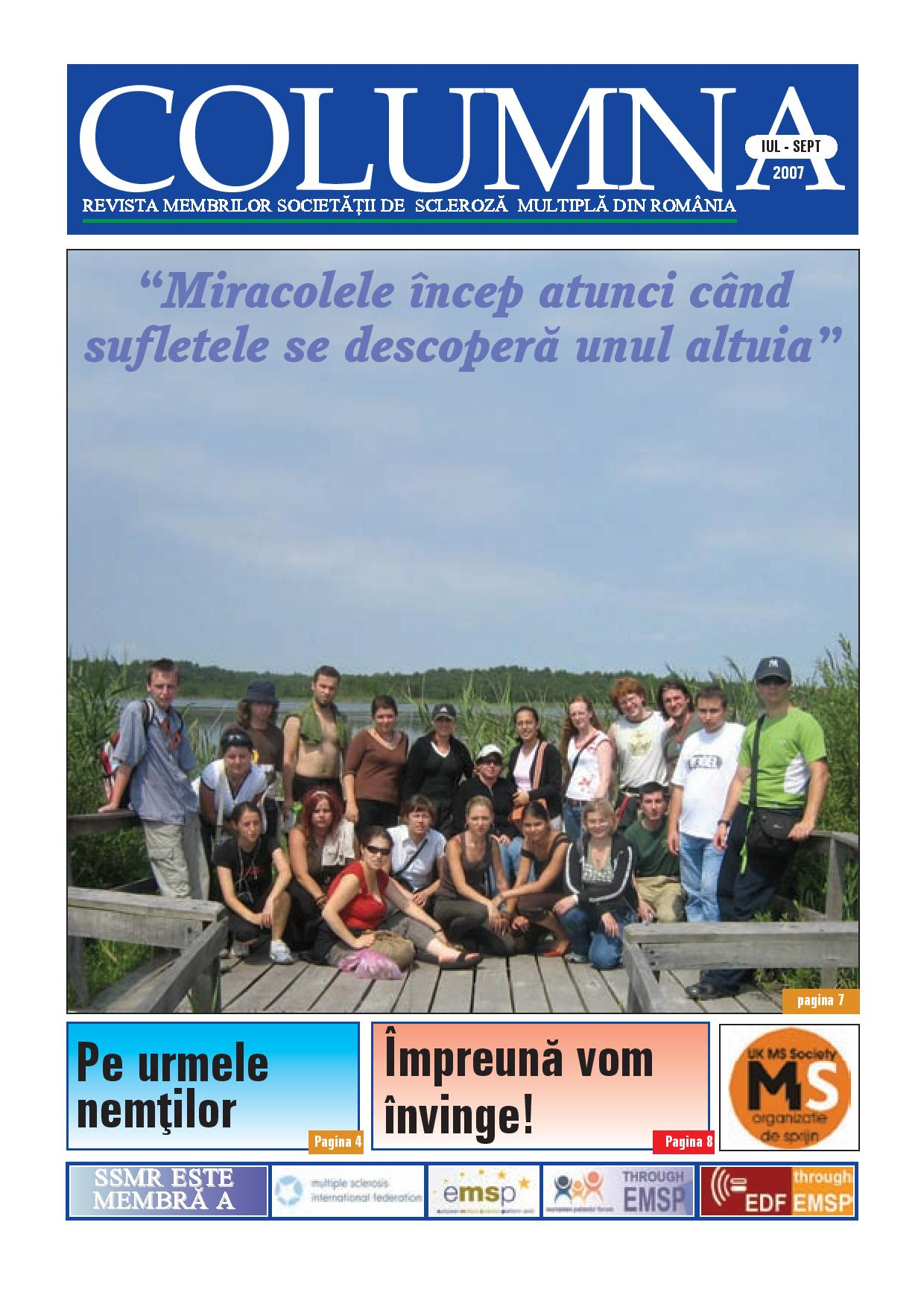 Revista Columna nr.3 2007